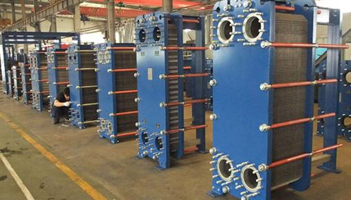 Plate Heat Exchangers (PHE)