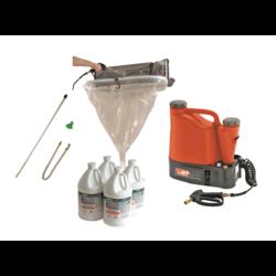 Reinigungspaket für Klimaanlagen (Wandmodelle)
