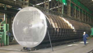 Cleaning large heat-exchangers