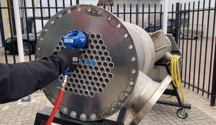 Heat Exchanger Cleaning & Drying