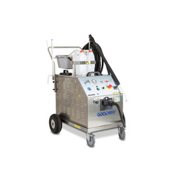 GVC-18000 Dry Steam Cleaner (2x Boilers)