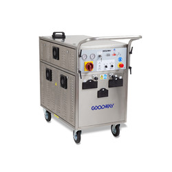 GVC-72000 Dry Steam Cleaner (8x Boilers)