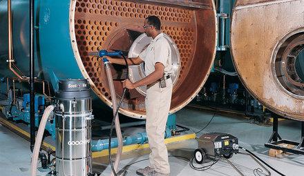 Boiler Firetube Cleaning
