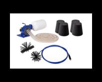 Mechanische Ventilatie Reiniging Set