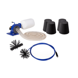 Professional Air Duct Cleaning Set