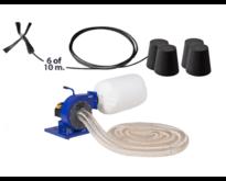 Mechanische Ventilatie Reiniging Set +