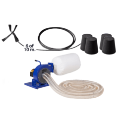 Professional Air Duct Cleaning Set +