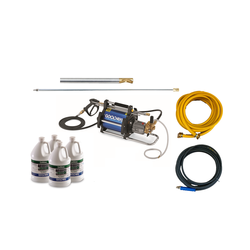 Complete Coil Cleaning Package