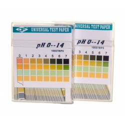 pH teststrip - 100 stuks