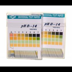 pH teststrips - 100 pcs