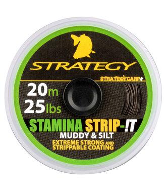 Strategy Stamina strip it muddy & silt