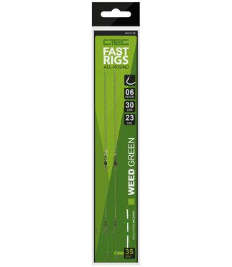 C-tec Fast rigs weedy green