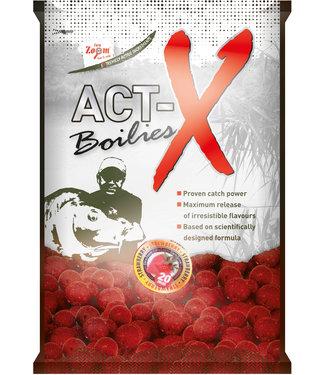 Carp Zoom Aardbei Boilies Act-X