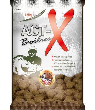Carp Zoom Shellfish Sardine Boilies Act-X