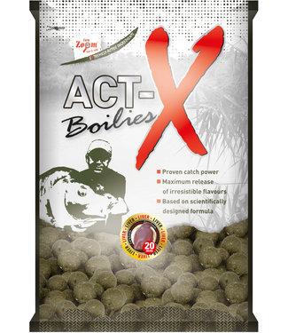 Carp Zoom Liver Boilies Act-X