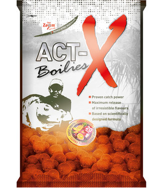 Carp Zoom Exotic fruits Boilies Act-X