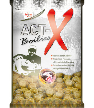 Carp Zoom Vanille Boilies Act-X