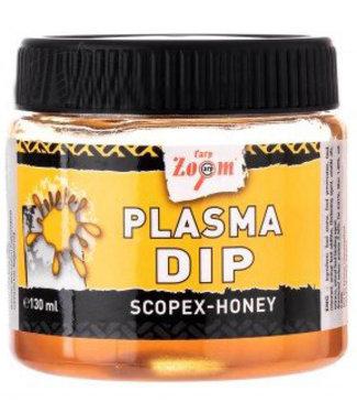 Carp Zoom Plasma Dip Scopex-Honey