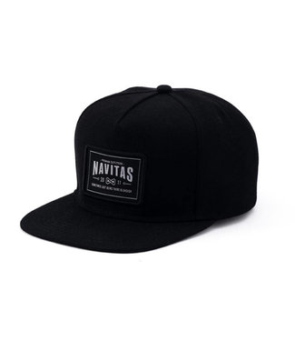 Navitas MFG Snapback Black Camo