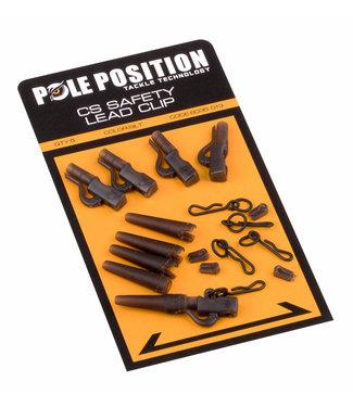 Strategy Pole Position CS Leadclip System