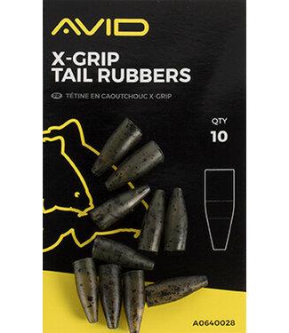 Avid Carp X-Grip Tail Rubbers