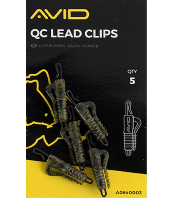 Avid Carp QC Lead Clips