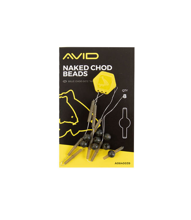 Avid Carp Naked Chod Beads