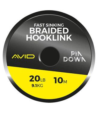 Avid Carp Pinddown Braided Hooklink