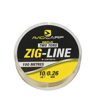 Avid Carp Two Tone Zig Line