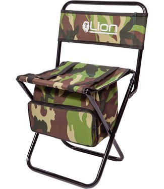Lion Sports Chair Camouflage