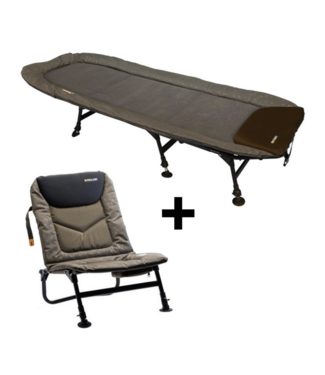 Prologic Commander T-Lite Chair Bed Combo