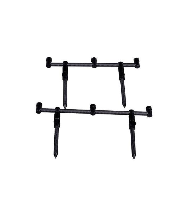 Prologic Black Fire Pod 'N' Goalpost Kit