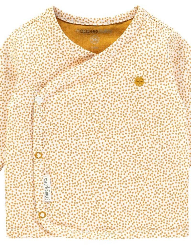 Noppies Noos Shirtje Hannah Honey Yellow