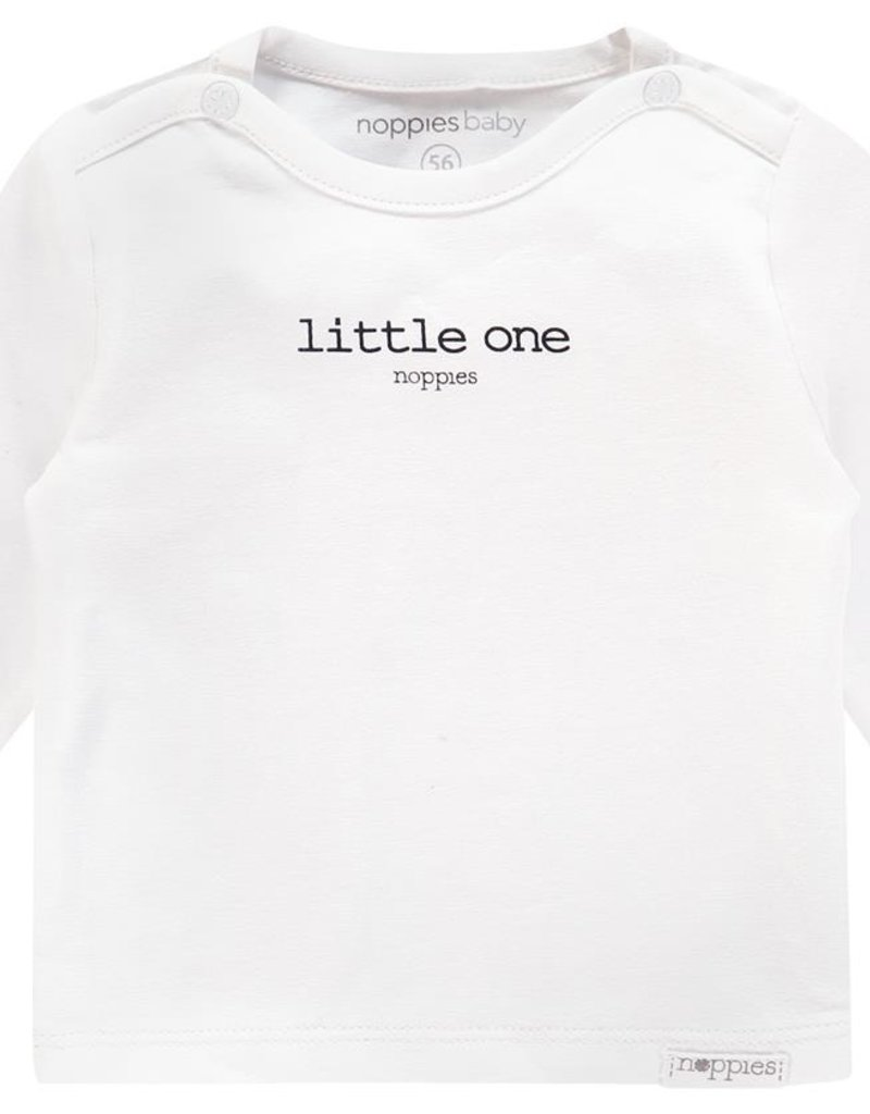 Noppies Noos Shirtje Hester White