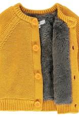 Noppies Noos Vestje Vidal honey yellow