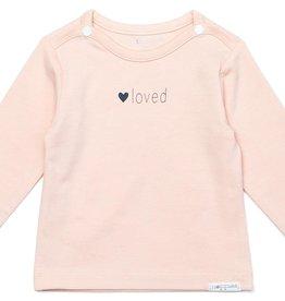 Noppies Shirtje Yvon Peach Skin