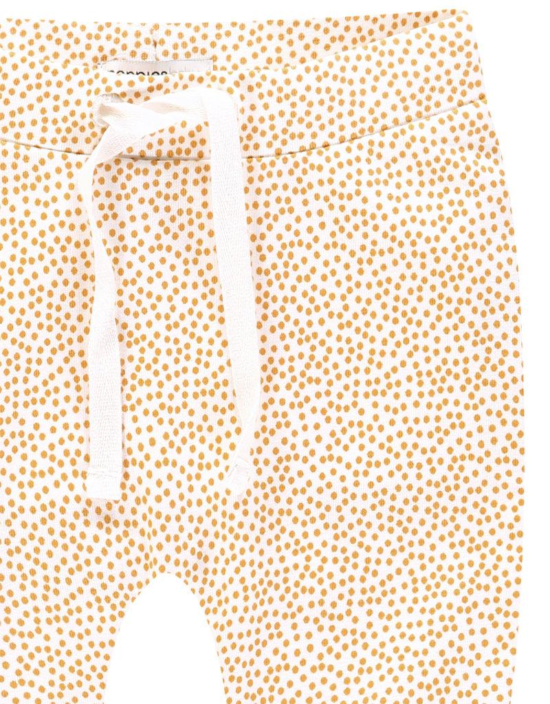 Noppies Noos Broekje  Kirsten Honey Yellow