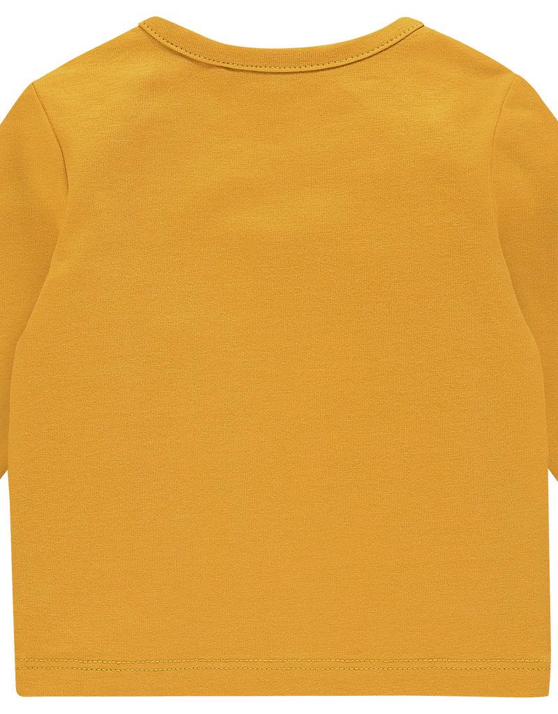 Noppies Noos Shirtje Hester Honey Yellow
