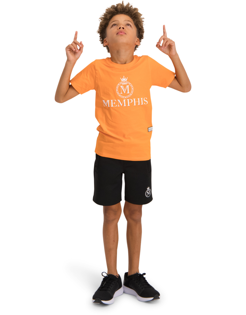 Vingino Shirt Halvez Bright Orange