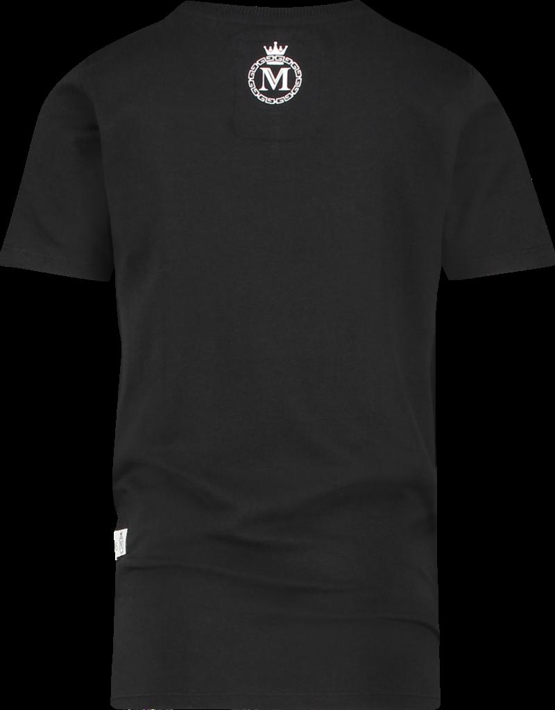 Vingino Shirt Halvez Deep Black