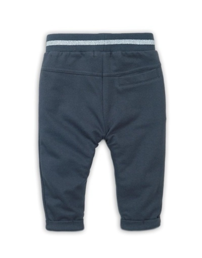 Dirkje Baby jogging trousers dark grey