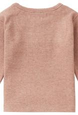 Noppies Noos Shirt Long Sleeve Istabong Mahogany Melange