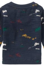 Noppies Kids Sweater Rietbron dark sapphire