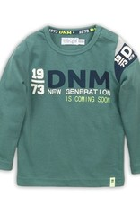 Dirkje t-shirt dusty green
