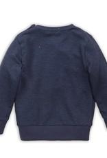 Dirkje Sweater navy melee