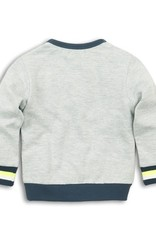Dirkje Sweater grey melee