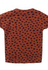 DJ Dutch Jeans Shirt cognac aop