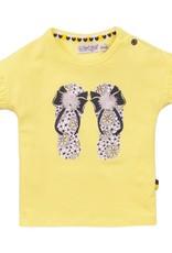 Dirkje t-shirt yellow