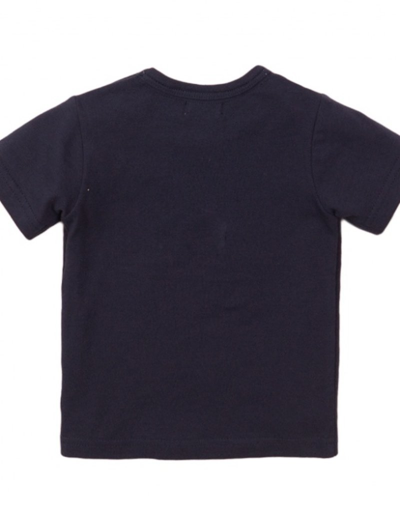 Dirkje T-shirt  Hey navy