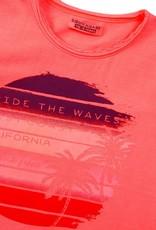 DJ Dutch Jeans Tshirt Coral
